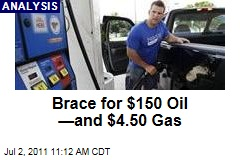 Barron's Projects $150 Oil and $4.50 Gas Next Spring
