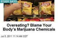 Overeating? Blame Your Body's Marijuana Chemicals