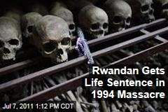 Dutch Court Hands Down Life Sentence for Rwandan's Involvement in 1994 Genocide
