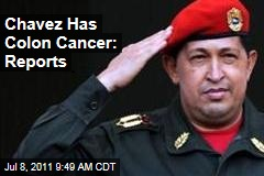 Venezuela President Hugo Chavez Has Colon Cancer: Reports
