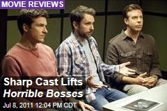 Horrible Bosses Reviews: Great Cast With Jason Bateman, Jason Sudeikis, Jennifer Aniston Helps Save It