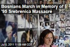 Bosnia Remembers Srebrenica Massacre: Peace March Honors Deaths From Conflict