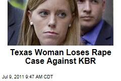 Jamie Leigh Jones Loses Rape Case in Houston Against KBR Military Contractor