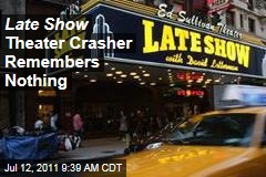 Ed Sullivan Theater Crasher: James Whittemore Doesn't Remember 'Late Show' Theater Incident