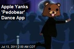 Apple Yanks Dance App Starring 'Pedobear'