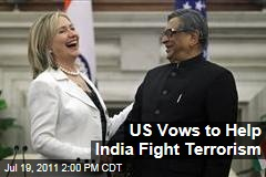 Hillary Clinton in India: US Secretary Pledges Support for Counterterrorism