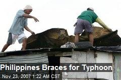 Philippines Braces for Typhoon