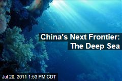 China to Push Past the US in Deep Sea Exploration Race