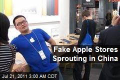 Fake Apple Stores Sprouting in China