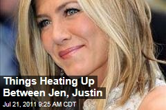 Jennifer Aniston, Justin Theroux 'Pre-Engaged,' House-Hunting, Meeting the Family