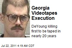 Georgia Videotapes Execution