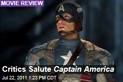 Captain America Reviews: Good Summer Fare