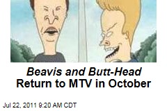 'Beavis and Butt-Head' Returning to MTV: Mike Judge, Comic-Con