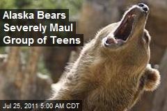 Alaska Bears Maul 4 Teens