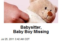 Babysitter, Baby Boy Missing