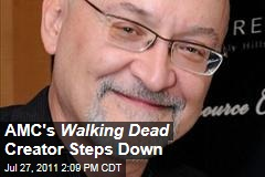 Frank Darabont Leaves 'The Walking Dead' as Showrunner: Deadline Hollywood