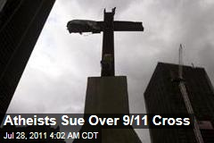 American Atheists Sue to Remove Ground Zero Cross