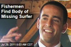 Indonesian Fishermen Find US Surfer Daniel Bobis' Body
