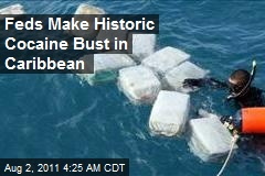 Feds Seize Cocaine From Caribbean Drug Sub