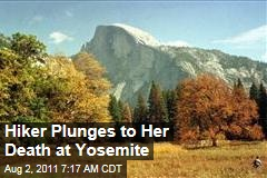 Hiker Hayley LaFlamme Plunges 600 Feet Down Yosemite's Half Dome to Her Death in National Park's 14th Death This Year