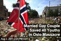 Lesbian Couple Toril Hansen and Hege Dalen Saved 40 Kids in Oslo