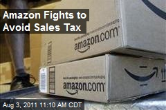 Amazon Fights to Avoid Sales Tax