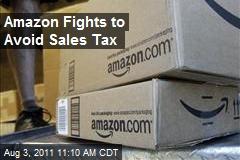 Amazon Fights to Avoid Sales Tax