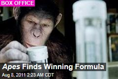 Apes Finds Winning Formula