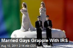 Married Gays Grapple With IRS