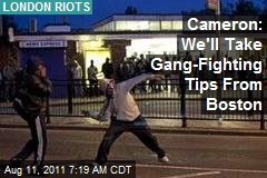 Prime Minister Launches Riot 'Fight Back' Operation
