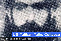 US-Taliban Talks Collapse