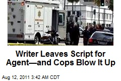 Cops Blow Up Rejected Movie Script