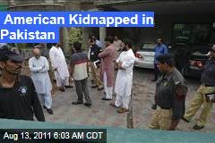 American Warren Weinstein Kidnapped in Pakistan
