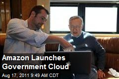 Amazon Launches Government Cloud