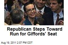 GOP State Sen. Frank Antenori Moves Toward Run for Gabrielle Giffords' Seat