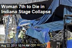 Indiana State Fair Stage Collapse: Cheerleading Coach Dies from Injuries