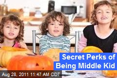 Secret Perks of Being Middle Kid