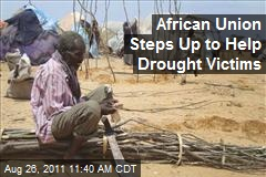 African Union Steps Up to Help Drought Victims