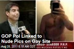 Roberto Arango, GOP Politician From Puerto Rico, Linked to Nude Pics on Grindr