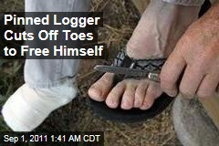 Pinned Colorado Logger John Hutt Cuts Off Toes to Free Himself