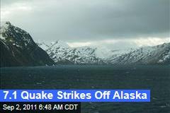 Alaska Earthquake: 7.1 Quake Hits Off Alaska
