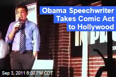 Obama Speechwriter Jon Lovett Plans Move to Hollywood