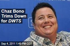 Chaz Bono Loses Weight in Rehearsals for Dancing With the Stars