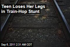 Colo. Teen Loses Legs in Train-Hop Stunt