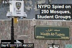 New York Police Spied on 250 Mosques, Muslim Student Groups: AP Investigation