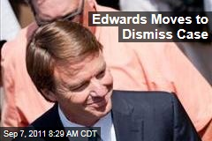 John Edwards Moves to Dismiss Campaign Finance Law Case, Calls It 'Political'