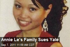 Annie Le's Family Sues Yale