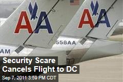 Security Scare Cancels American Airlines Flight From Dallas-Fort Worth to DC