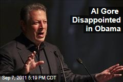 Al Gore Criticizes President Obama Over Environmental Decisions