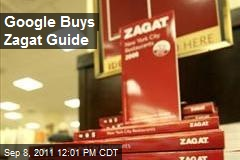 Google Buys Zagat Guide
